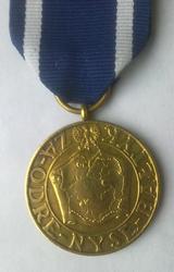Польская боевая медаль