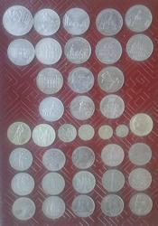 полный комплект юбилейных и памятных монет ссср